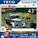 TECO東元 43吋 4K HDR Android連網液晶顯示器 TL43U12TRE-(無視訊盒) product thumbnail 1