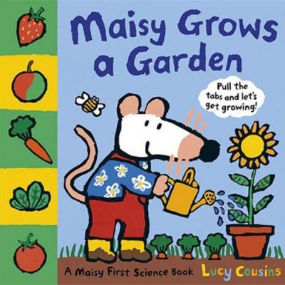 Maisy Grows A Garden 小農夫波波有趣操作書