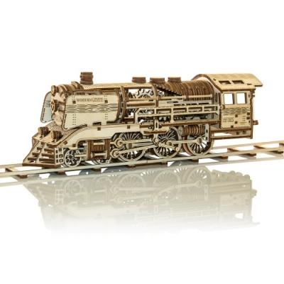 波蘭 WOODEN CITY 動力模型/鼠給 Train