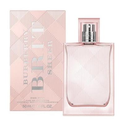 BURBERRY Brit Sheer粉紅風格女性淡香水50ml