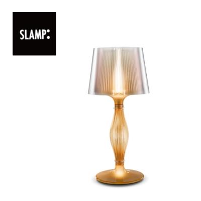 【SLAMP】LIZA 桌燈 (金/紫)