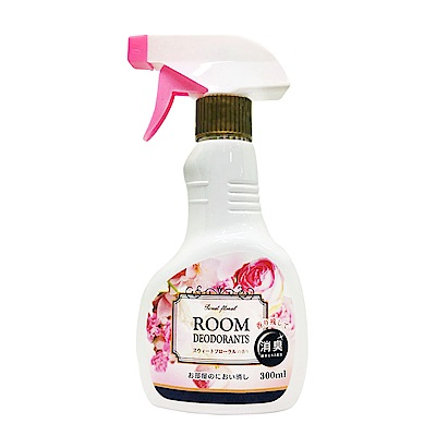 WAVA 日本KYOWA空氣去味除菌清新劑(花香型)300ml