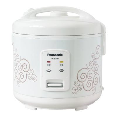 Panasonic國際牌10人份機械式電子鍋 SR-RQ189
