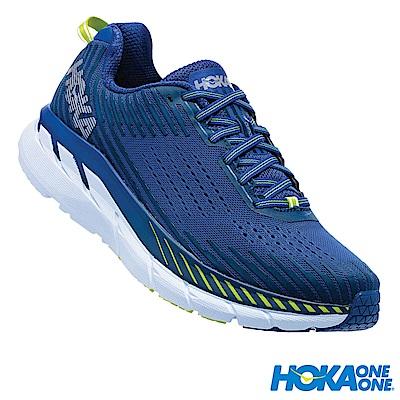 HOKA ONE ONE 男 Clifton 5 路跑鞋 礦藍