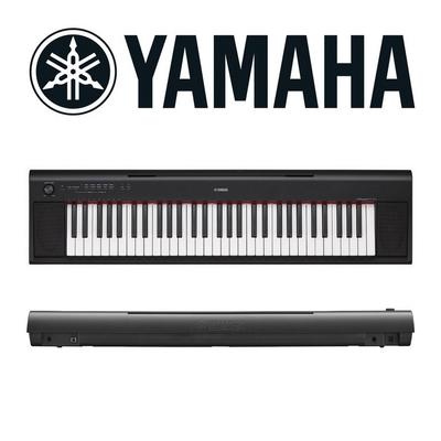 時時樂『YAMAHA山葉』NP-12 攜帶式標準61鍵電子琴 / 公司貨保固