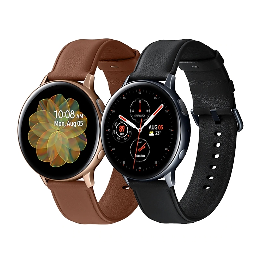SAMSUNG Galaxy Watch Active2 44mm 不鏽鋼(藍牙) product image 1