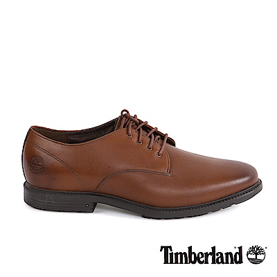 Timberland 男款咖啡色牛津鞋