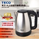 TECO 東元1.8L大容量不銹鋼快煮壺 XYFYK1705 product thumbnail 1