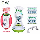 GW水玻璃分離式熱風除濕袋十件組