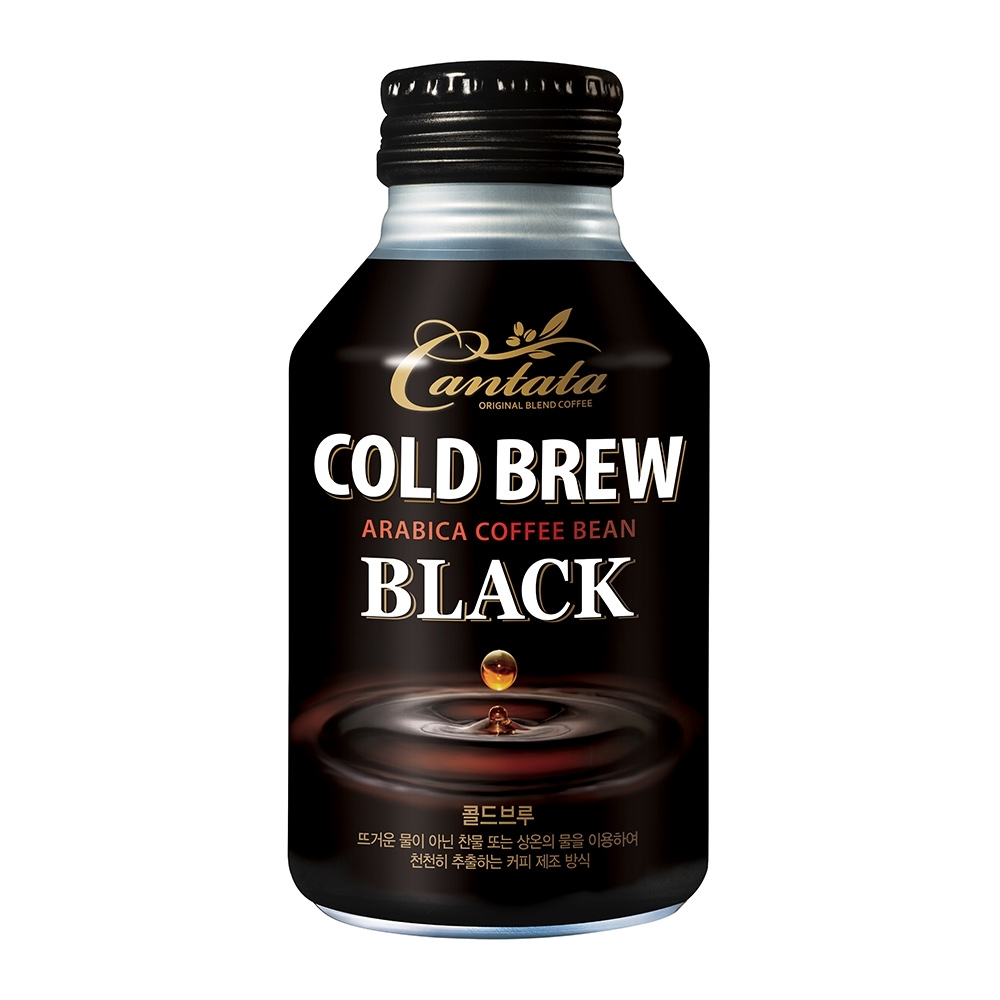 Lotte樂天 冷萃咖啡(275ml)