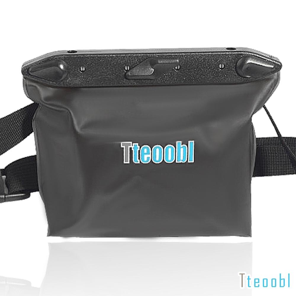 正品Tteoobl T-020B 耐壓20米立體防水腰包(適用水上型活動)_黑