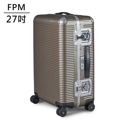 FPM MILANO BANK LIGHT Almond系列 27吋行李箱 摩登金 (平輸品)