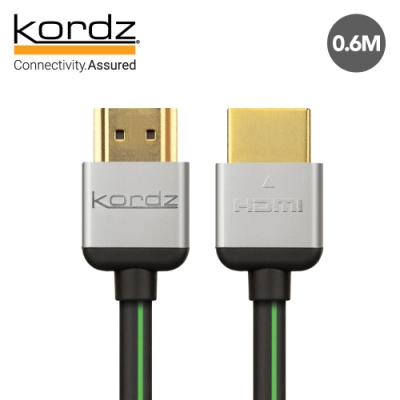 Kordz EVO 高速影音HDMI傳輸線 0.6m