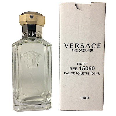 Versace The Dreamer 追夢人淡香水 100ML TESTER