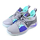NIKE-PG 2 (GS)中大童籃球鞋-灰色
