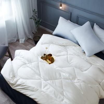 澳洲Simple Living 法國純羊毛抑菌可水洗冬被-雙人