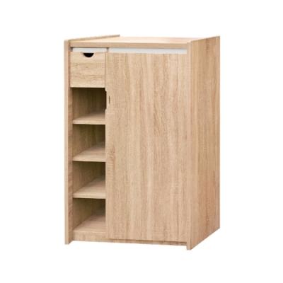 Bernice-原切橡木鞋櫃-83.5x36.9x107.3cm