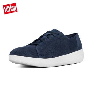 FitFlop F-SPORTY PERF SUEDE SNEAKER 午夜藍