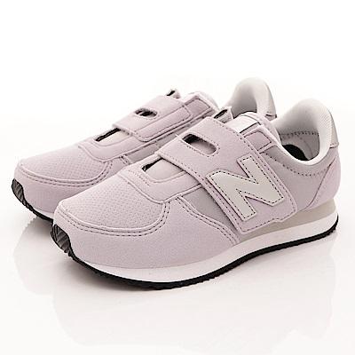 NewBalance童鞋 220簡約機能鞋款PSY淺紫(中童段)