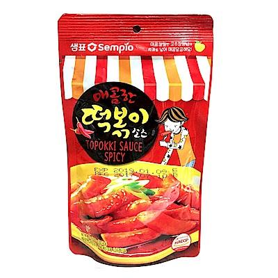 韓味不二 膳府辣炒年糕醬-辣味(150g)