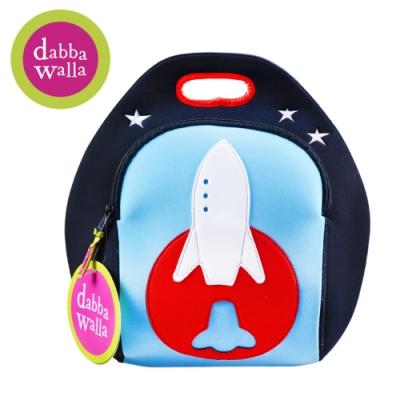 美國Dabbawalla瓦拉包 -火箭兒童手提包