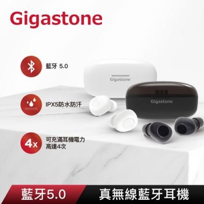 Gigastone T1 防水藍牙耳機(黑)