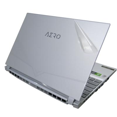 EZstick GIGABYTE AERO 15 15S OLED 系列 專用 二代透氣機身保護膜