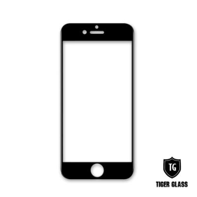 T.G iPhone 7/8 Plus 全包覆滿版鋼化膜手機保護貼(防爆防指紋) 2色