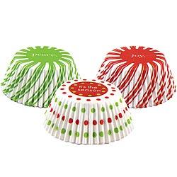《FOXRUN》蛋糕紙模75入(聖誕節)