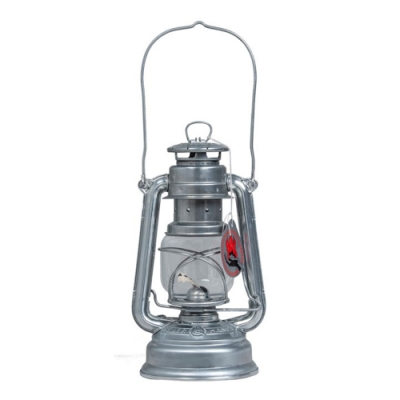 Feuerhand 火手燈 古典煤油燈 鍍鋅原色 Baby Special 276