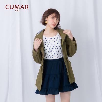 【CUMAR】休閒挺版修身-外套(三色/魅力價格)