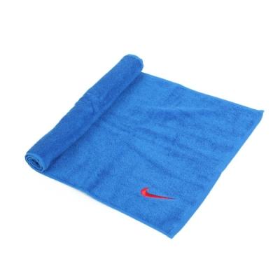 NIKE 日式盒裝毛巾 藍紅