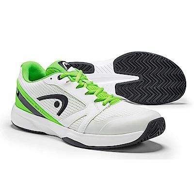 HEAD奧地利 Sprint Team 2.5 男網球鞋-白/綠