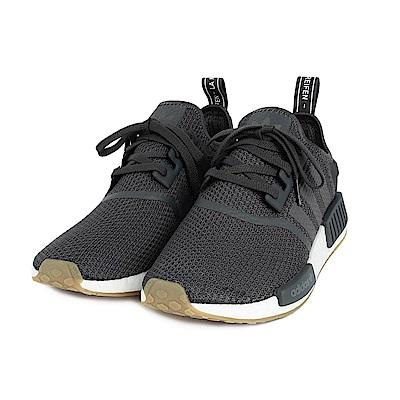 ADIDAS  NMD R1 休閒運動男鞋 (炭灰色)