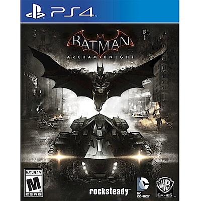蝙蝠俠:阿卡漢騎士 Batman: Arkham Knight-PS4英文美版