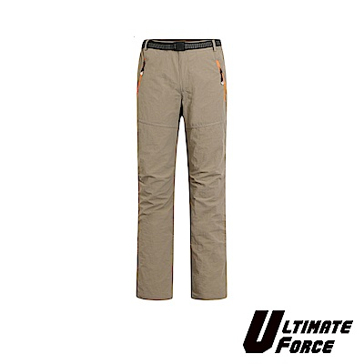 Ultimate Force「衝鋒」女款速乾工作褲-卡其色