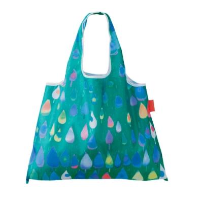 日本 Prairie Dog 設計包/環保袋/購物袋/手提袋 - 雨滴