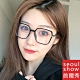 seoul show首爾秀 復古多邊型TR90鏡架防藍光UV400老花近視可換片平光眼鏡 00366 product thumbnail 1