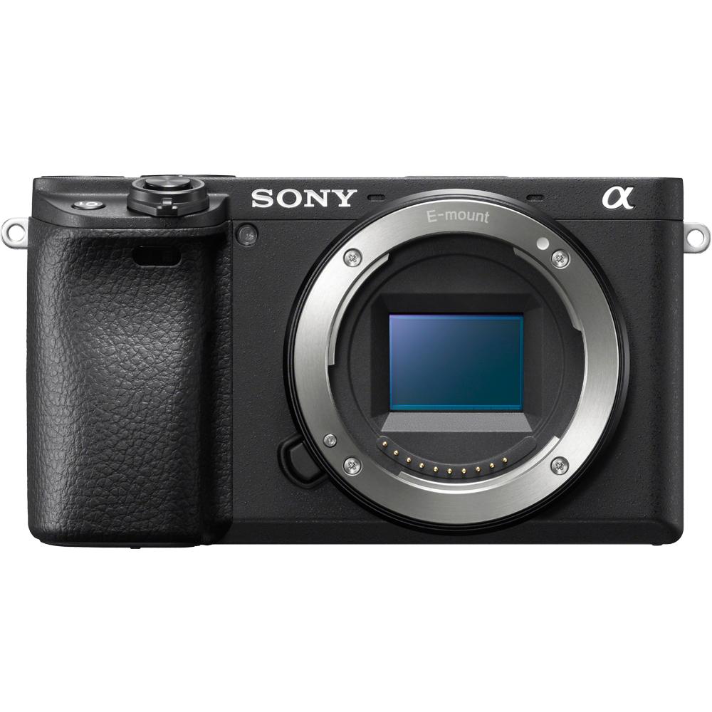 SONY 數位單眼相機 ILCE-6400 (公司貨)
