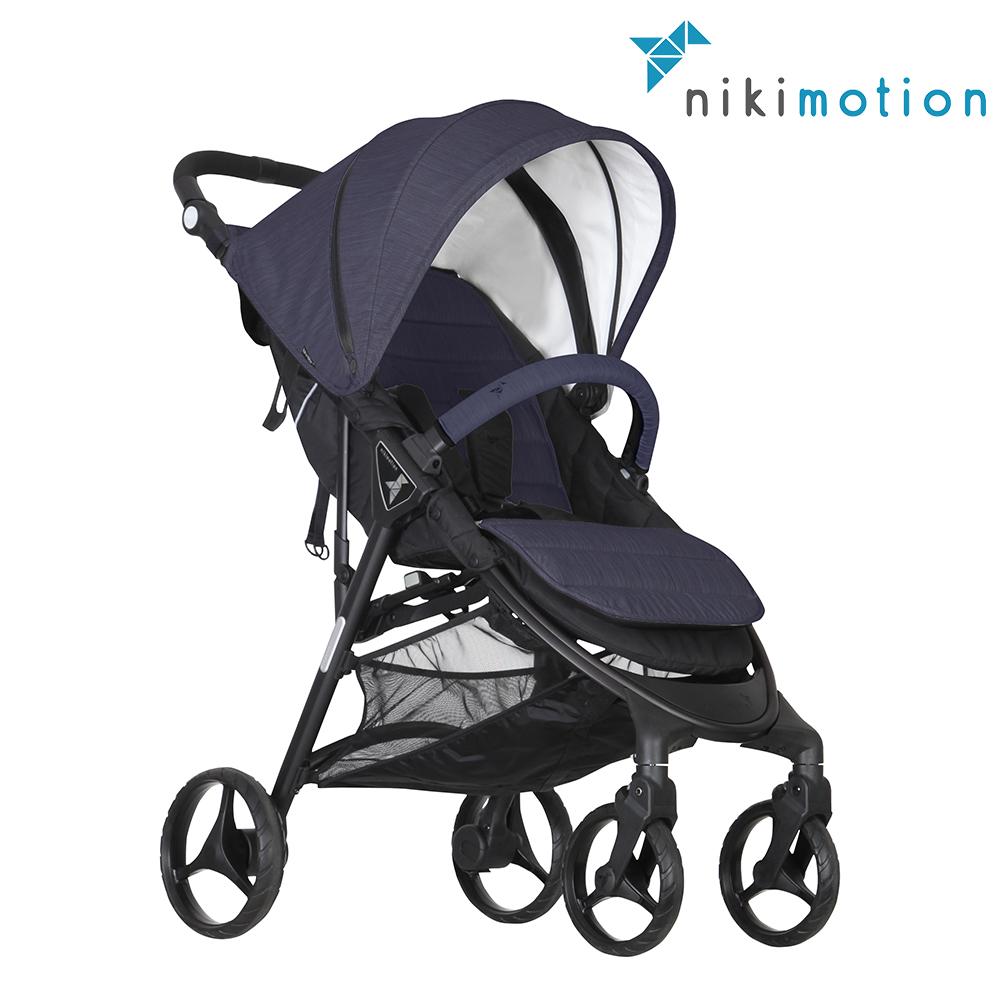 【奧地利 NIKIMOTION】AUTOFOLD 進階款 嬰兒推車 @ Y!購物