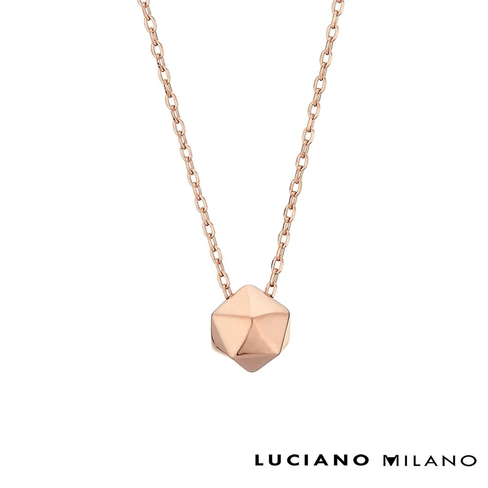 LUCIANO MILANO 秘密純銀項鍊