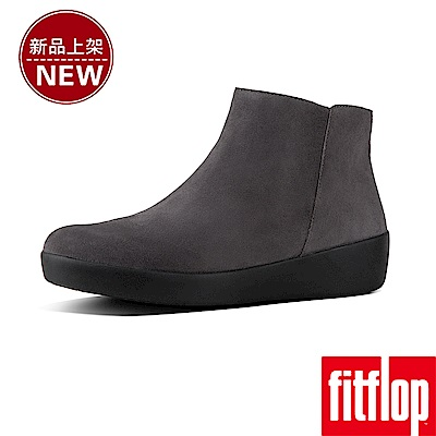 FitFlop SUMI SUEDE ANKLE BOOTS-灰藍