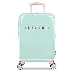 SUITSUIT Fabulous PC塑膠 行李箱保護套20吋-薄荷綠
