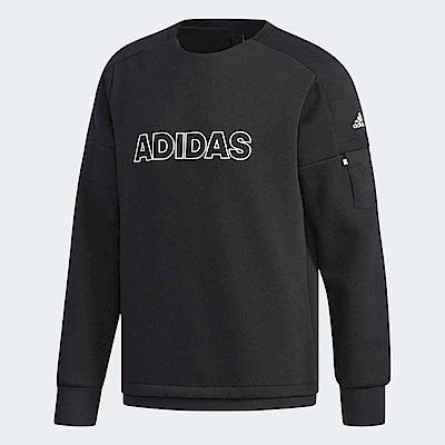adidas上衣Logo Sweatshirt男款