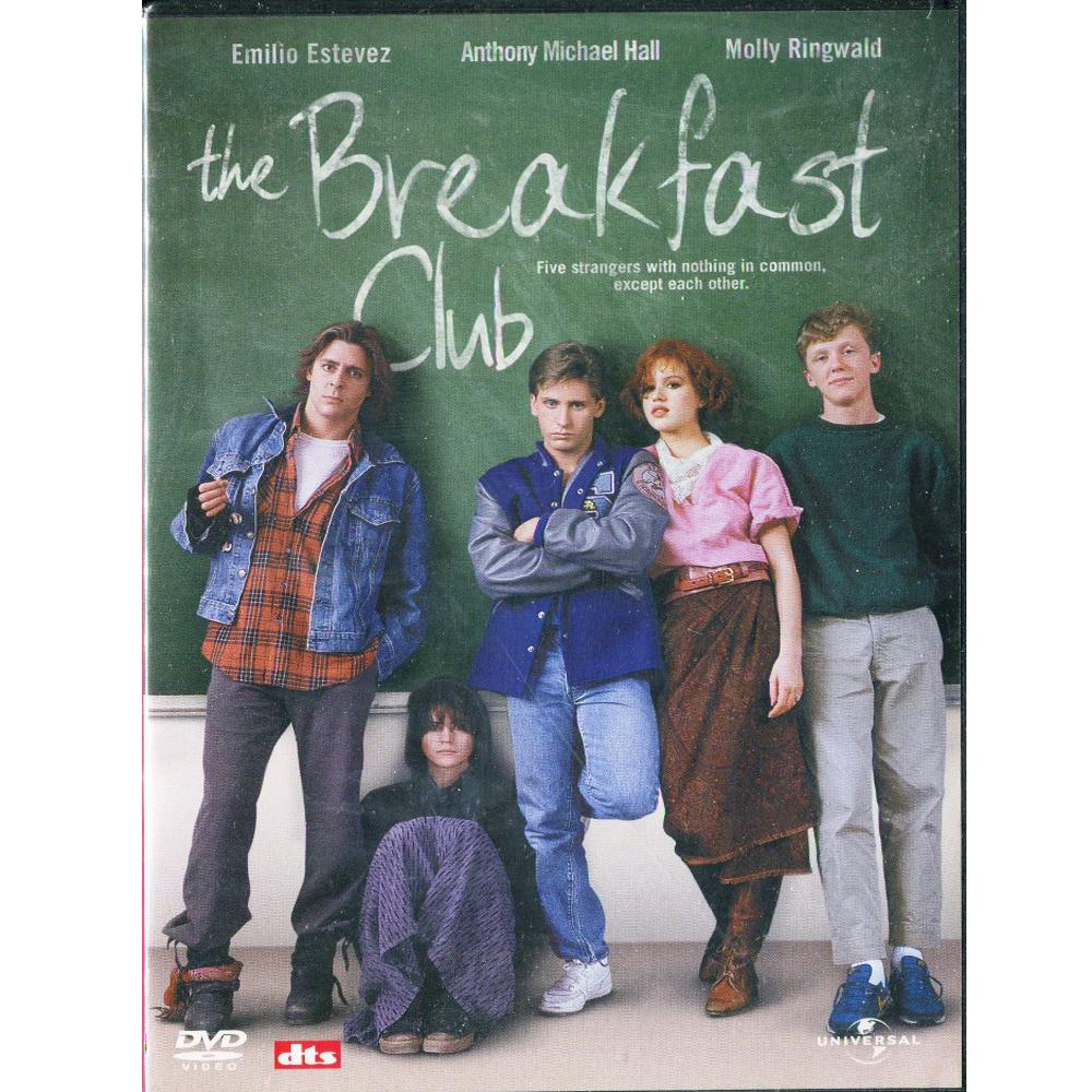 早餐俱樂部 The Breakfast Club   DVD