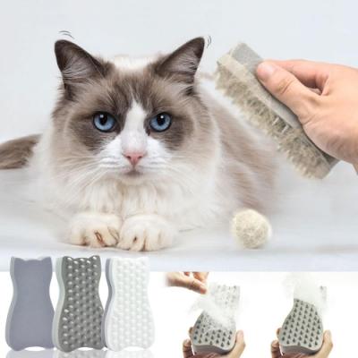DIDA升級版寵物多用途除毛海棉梳(三款一組)