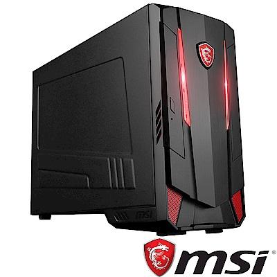 MSI微星 Nightblade MI3-038 電競電腦(i7-8700/1050/8G