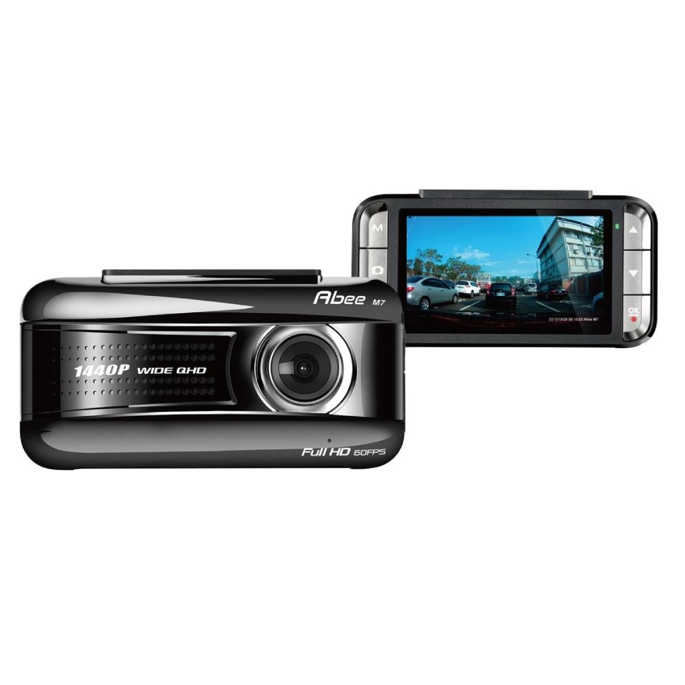 快譯通Abee M7  1440P高畫質行車紀錄器+16G記憶卡