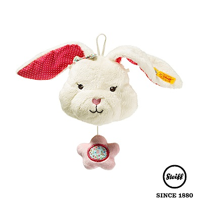 STEIFF 小花兔子 Blossom Babies Rabbit(嬰幼兒音樂鈴)