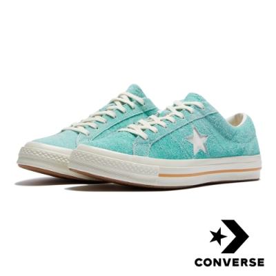 CONVERSE ONE STAR 男女休閒鞋 164217C 藍